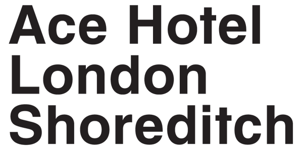 The Ace Hotel London: Shoreditch